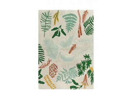 Lorena Canals koberce Ručně tkaný kusový koberec Botanic Plants - 140x200 cm