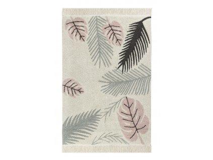 Lorena Canals koberce Ručně tkaný kusový koberec Tropical Pink - 140x200 cm