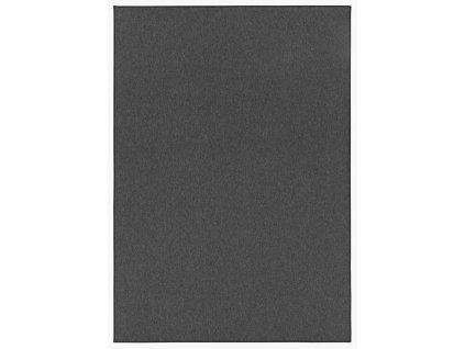 BT Carpet - Hanse Home koberce Ložnicová sada BT Carpet 103407 Casual anthracite - 2 kusy: 67x140 + 1 kus: 67x250 cm