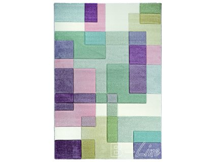 Medipa (Merinos) koberce Kusový koberec Pastel/Indigo 22798/110 - 80x150 cm