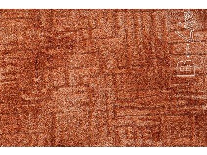 Metrážový koberec Groovy 64 - Rozměr na míru bez obšití cm