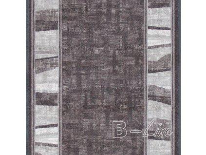 Associated Weavers koberce Protiskluzový běhoun na míru Linea 97 - šíře 67 cm s obšitím