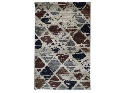 Spoltex koberce Liberec Kusový koberec Cambridge bone 7879 - 80x150 cm
