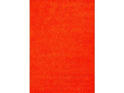 Kusový koberec Efor Shaggy 3419 Orange - 160x230 cm