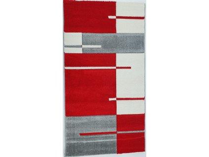 Ayyildiz koberce Kusový koberec Hawaii 1310-02 Red - 80x150 cm