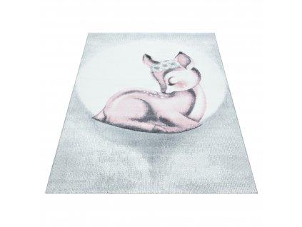 Ayyildiz koberce Kusový koberec Bambi 850 pink - 80x150 cm