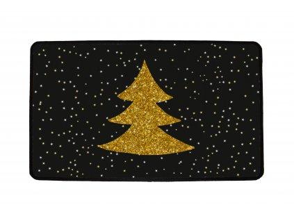 Butter Kings Textilní rohož Christmas Collection - 45x75 cm