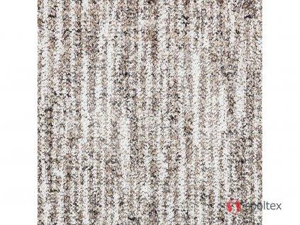 Spoltex koberce Liberec Metrážový koberec Alaska New 905 šedá - Rozměr na míru bez obšití cm