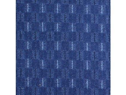 Betap koberce Metrážový koberec Eris 80 modrá - Rozměr na míru bez obšití cm