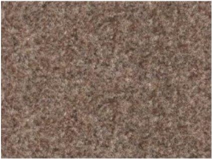 Metrážový koberec Santana 61 šedobéžová s podkladem resine - Rozměr na míru bez obšití cm