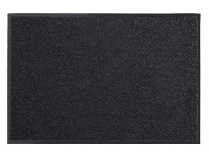 Hanse Home Collection koberce AKCE: 60x180 cm Rohožka Wash & Clean 102011 Black - 60x180 cm
