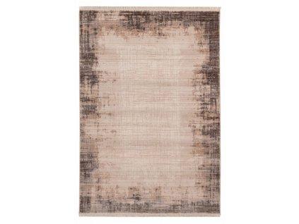 Obsession koberce Kusový koberec Laos 461 Taupe - 80x150 cm