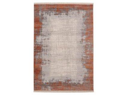 Obsession koberce Kusový koberec Laos 461 Terra - 80x150 cm