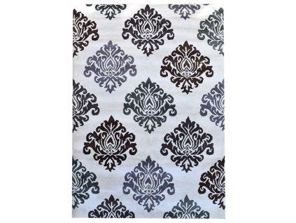 KUDOS Textiles Pvt. Ltd. Ručně všívaný vlněný koberec DOO-36 - 160x230 cm