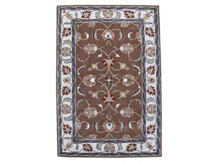 KUDOS Textiles Pvt. Ltd. Ručně všívaný vlněný koberec DOO-51 - 160x230 cm