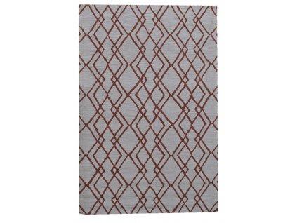 KUDOS Textiles Pvt. Ltd. Ručně všívaný vlněný koberec DOO-58 - 160x230 cm