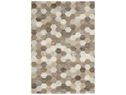 ELLE Decor koberce AKCE: Kusový koberec Arty 103579 Cream/Beige z kolekce Elle - 200x290 cm