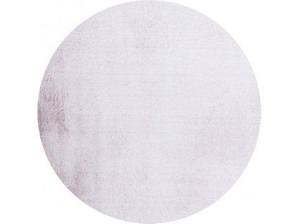 Obsession koberce Kusový koberec Flamenco 425 taupe kruh - 80x80 (průměr) kruh cm