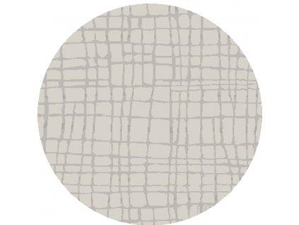 Sintelon koberce Kusový Koberec Adria 36/EBE kruh - 120x120 (průměr) kruh cm