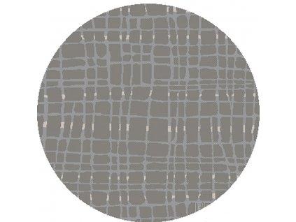 Sintelon koberce Kusový Koberec Adria 36/GSG kruh - 120x120 (průměr) kruh cm