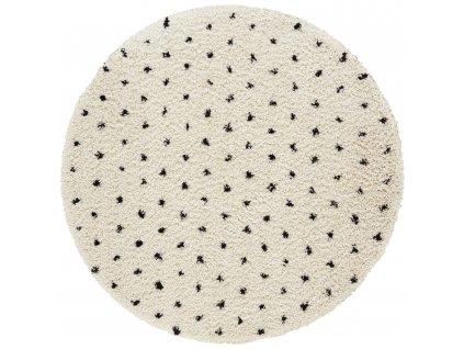 Mujkoberec Original Kusový koberec Mujkoberec Original 104425 Kruh - 160x160 (průměr) kruh cm