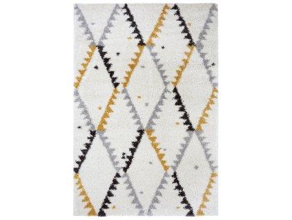 Mint Rugs - Hanse Home koberce Kusový koberec Essential 104593 Cream/Gold - 80x150 cm