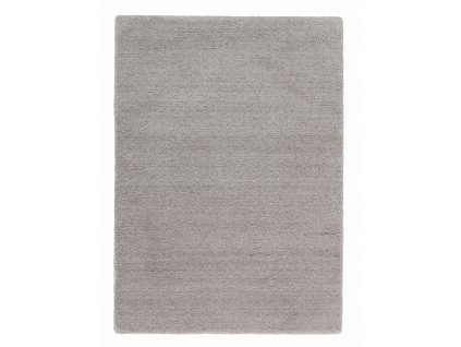Astra - Golze koberce AKCE: 140x200 cm Kusový koberec Livorno Deluxe 170004 Silver - 140x200 cm