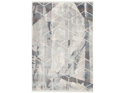 Obsession koberce AKCE: 80x150 cm Kusový koberec Laos 458 Taupe - 80x150 cm