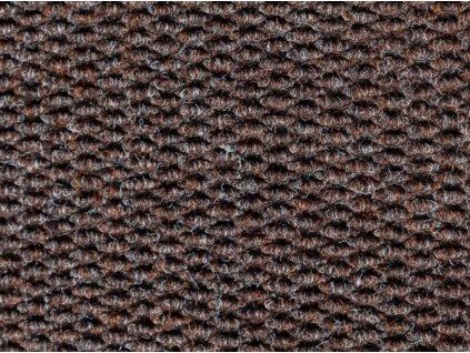 Vebe Floorcoverings - rohožky Čistící zóna Parijs DB 93 - Rozměr na míru cm