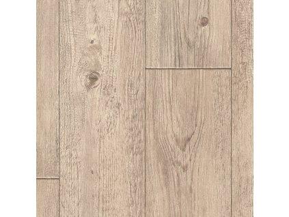 Spoltex koberce Liberec PVC podlaha WoodLike Costeau W06 béžová - Rozměr na míru cm