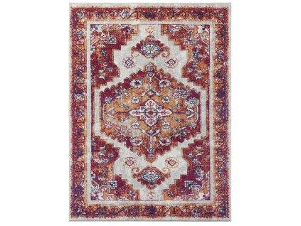 Nouristan - Hanse Home koberce AKCE: 160x230 cm Kusový koberec Lugar 104085 Raspberry Red - 160x230 cm