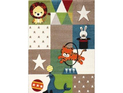 Dětský kusový koberec Diamond Kids 24214/760 - 120x170 cm