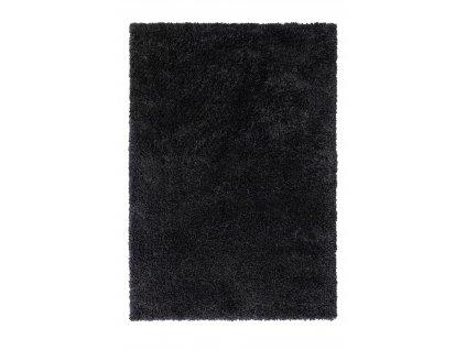 Flair Rugs koberce Kusový koberec Brilliance Sparks Black - 133x133 čtverec cm