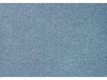Lano Metrážový koberec Satine 751 (KT) sv.modré - Rozměr na míru bez obšití cm
