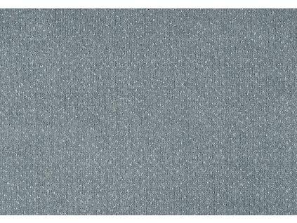 Metrážový koberec Optima Essential 840 šedá - Rozměr na míru bez obšití cm