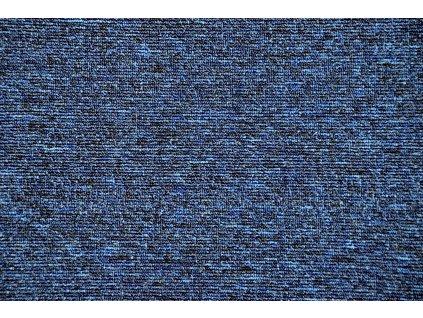 Metrážový koberec Mammut 8039 modrý navy - Rozměr na míru bez obšití cm