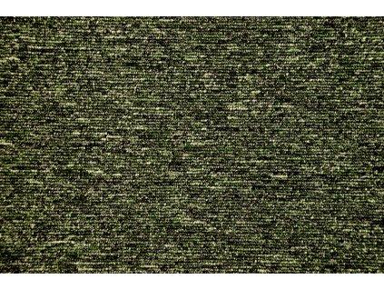 Metrážový koberec Mammut 8048 zelený - Rozměr na míru bez obšití cm