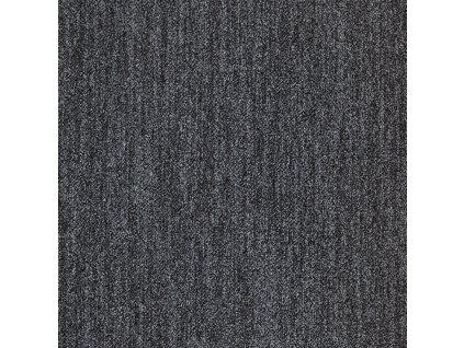 Tapibel Metrážový koberec Granite 53850 antracitová - Rozměr na míru bez obšití cm