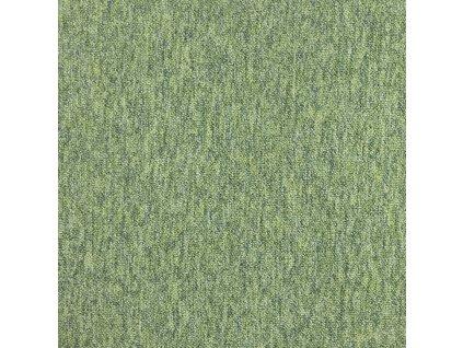 Tapibel Metrážový koberec Cobalt 51870 zelený - Rozměr na míru bez obšití cm