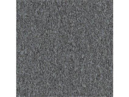 Kobercový čtverec Coral Lines 58342-50 sv.šedé - 50x50 cm