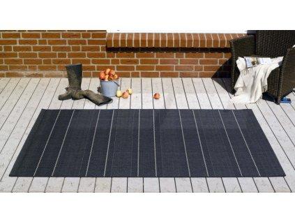 Hanse Home Collection koberce Kusový koberec Sunshine 102030 Schwarz - 80x150 cm
