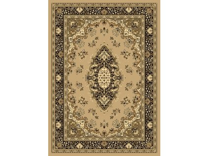 Spoltex koberce Liberec Kusový koberec Samira New Beige 12001-050 - 60x110 cm