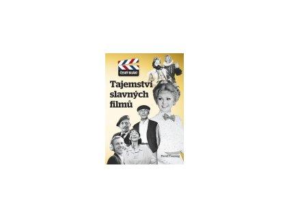 th obálka knihy Tajemství slavných filmů web