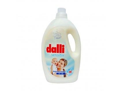 Dalli (Německo) DALLI SENSITIV Prací gel 3,6L (48dávek)