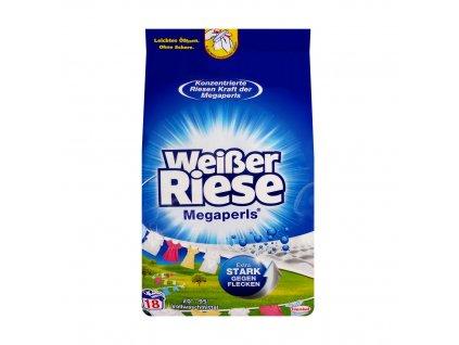 Henkel WEISSER RIESE MEGAPEARLS UNIVERSAL Koncentrovaný prací prášek 1,215kg (18dávek)