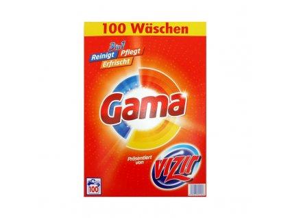 Vizir (Německo) VIZIR&Gama 3v1 Prací prášek univerzální 6,5kg (100dávek)