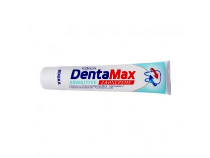 Elkos (Německo) ELKOS DENTAMAX Zubní pasta 125ml Dentamax: SENSITIVE pro citlivé zuby