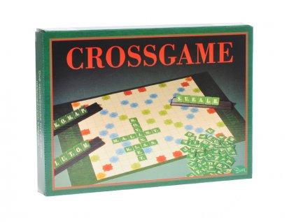 Společenská hra CrossGame v krabičce