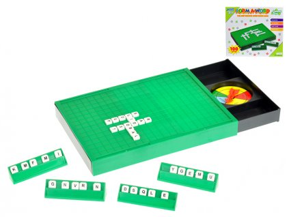 Hra Slova v krabičce