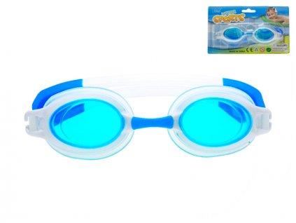 Plavecké brýle 16cm na kartě